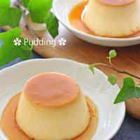 コツ満載✿基本のカスタードプリン✿ Cantaloupe, Pudding, Sweets, Fruit, Desserts, Recipes, Food, Tailgate Desserts, Deserts