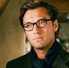 Pinch me.... Jude Law you are one beautiful man.