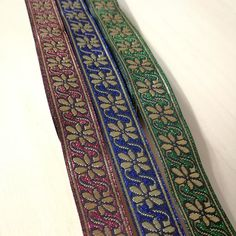 Find More Lace Information about 2cm 20mm 7/8 filigree red blue green flower delicacy garment costume dog collar trim national jacquard embroidery webbing ribbon,High Quality ribbon products,China ribbon price Suppliers, Cheap ribbon christmas tree ornaments from China Collection on Aliexpress.com