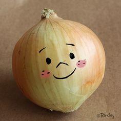An onion.
