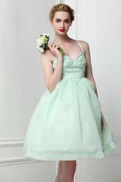 Organza menta verde Ballet Tutu de Dama de honor por MyFairLady1950