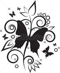 hojas decorativas - Buscar con Google
