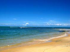 ...mar calmo de águas mornas...