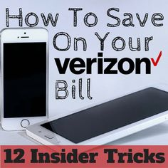 Cell phones are expensive, use these tips from a cell phone sales rep to cut costs and save on Verizon Wireless bills. Even with a smartphone! Cell Phone Deals, Cell Phones For Sale, Cheap Cell Phones, Used Cell Phones, Best Cell Phone, Verizon Phones, Verizon Wireless, Phone Plans, Making Ideas