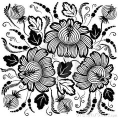 129 best black and white flowers background images on pinterest black and white flowers mightylinksfo