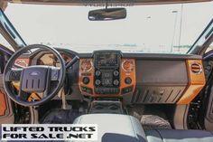 2015 Ford F250 Lariat Diesel Custom Lifted Truck