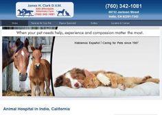 Dr. James H. Clark and Associates - 49732 Jackson St. Indio, CA 92201 760-342-1081