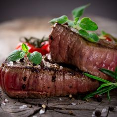 Basic Seared Bison Steak Recipe, Skillet Method - Powered by @ultimaterecipe