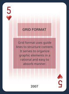 Custom Card Deck! Discover Web Design Trends 2004-2014 https://www.pinterest.com/templatemonster/win-the-web-design-trends-cards/  #gridformat #griddesign #webdesigntrends