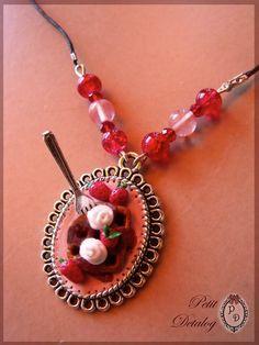 Jewelry, Fashion, Strawberry Fruit, Pendants, Moda, Jewlery, Jewerly, Fashion Styles, Schmuck