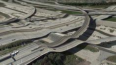 De vreemdste wegen op Google Earth - HLN.be