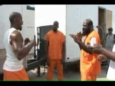 """Michael jai white and kimbo slice talking about punching. Don't forget to watch - Michael Jai White and Kimbo Slice extended version part """"Skin Trade"""" sta. Michael Jai White, Martial Arts Techniques, Self Defense Techniques, Martial Arts Workout, Boxing Workout, Kimbo Slice, Prison Humor, Self Defense Martial Arts, Action Movie Stars"""