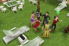 The sims :freeplay