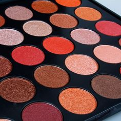 Tiare Beaute - Nature Glow 35OS - 35 Shimmer Color Eyeshadow Makeup Pallete >>> You can get additional details at the image link.