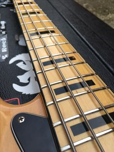 I Love Bass, Fender Bass Guitar, All About That Bass, Custom Guitars, Rock Stars, Acoustic, Music Instruments, Wood, Bass
