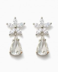 Dewdrop Dangle Earrings