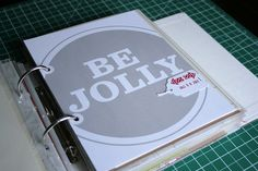 Great December daily pages. #scrapbook #album #photo #christmas #sign