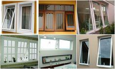 As janelas são itens indispensáveis em uma casa, e a intenção principal de dar luminosidade e ventilação ao ambiente amplia-se quando se fala nos tipos de janelas e o design dos modelos que podem Decor, Outdoor Decor, Home, Windows, Dinning Room, Hotel, Backgrounds Phone Wallpapers, Floor Plans, Entry Doors