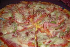 Je to opravdu bleskovka a moc dobrá... http://rurbanczykova.blogspot.cz/2013/09/bleskova-jogurtova-pizza.html