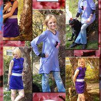 Longshirt und Kleid