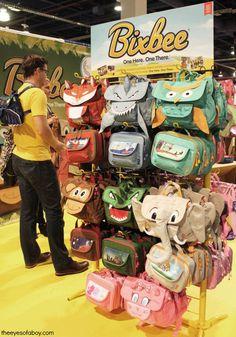Bixbee toddler backpacks