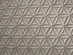 Tile. geometric pattern FLORA HEX Daniel Ogassian
