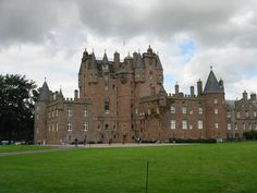 Glamis Castle, legendary site of Shakespeare's MacBeth. The Angus castle is also the childhood home of Queen Elizabeth, the Queen Mother and birthplace of Princess Margaret. Every room and the grounds have it's own spooky story of ghosts and hauntings