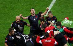 Albania hace historia: Gana primer juego en la Eurocopa
