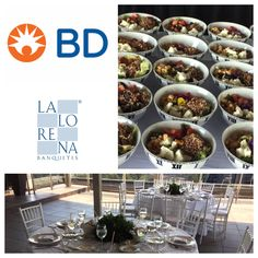 La Lorena Banquetes+BD+Comida.. #lalorena #comida #banquetes #deli #bectondickinson #terraza 🍽🍷💛