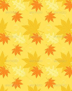 Realistic Graphic DOWNLOAD (.ai, .psd) :: http://jquery.re/pinterest-itmid-1003183885i.html ... Autumn Seamless Pattern ...  autumn, backdrop, background, bubble, decorative, design, fall, leaf, nature, orange, pattern, plant, repeating, seamless, season, vector, wallpaper, yellow  ... Realistic Photo Graphic Print Obejct Business Web Elements Illustration Design Templates ... DOWNLOAD :: http://jquery.re/pinterest-itmid-1003183885i.html