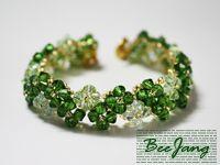 Crystal Bracelet ~ Free Tutorial