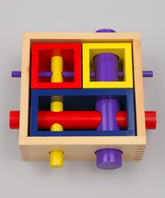 Take a look at this Puzzle Box by Educators Outlet on #zulily today!