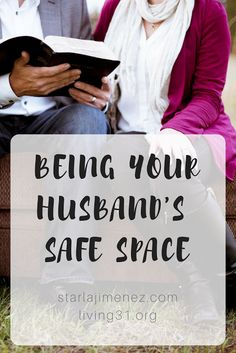 I was honored to be able to guest blog today for starlajimenez.com on a strong Christian marriage and being your husband's safe place! www.living31.org www.starlajimenez.com