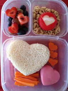 Gluten Free & Allergy Friendly: Lunch Made Easy: Valentine's Club