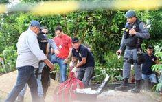 R12Notícias: Corpo é encontrado esquartejado dentro de saco plá...
