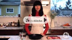 Weird Tip that Actually Works: For Perfect Bacon, Add a Little Water to the Pan. With Anjali Prasertong!  Full Post Here: http://www.thekitc...