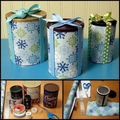 cookie containers from recycled containers
