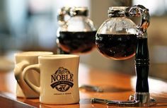 Noble Coffee - Ashland Oregon. If you haven't stopped in on your drive up north, you need to :)
