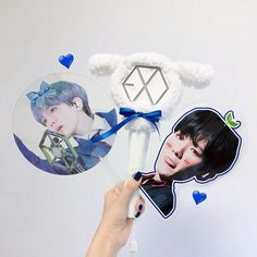 #EXO #EXOgoods #EXOthing #exolightstick Lightstick Exo, Park Chanyeol, Baekhyun, Aesthetic Themes, Kpop Aesthetic, Exo Merch, Bts And Exo, K Idol, Daydream