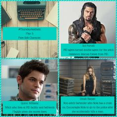 Aesthetic Thursday: Secondary characters