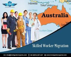 Australia skilled immigration visa is available for all the crewmembers who are working chartered or commercial flights and cruises and are also enrolled with the Crew Travel Authority. To add more they should not be the Australian citizens.