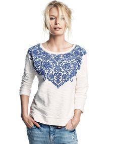 Vena sweater - Gina Tricot