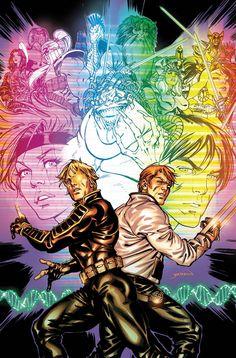 X-FACTOR #259  PETER DAVID (W)  LEONARD KIRK (A)  Cover by DAVID YARDIN