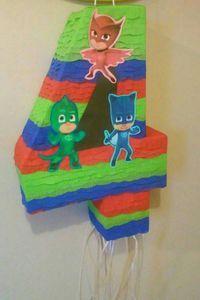 PJ Masks Birthday
