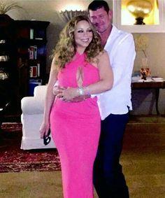 Mariah and James