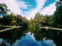 One Mile Swimming hole in Bidwell Park, Chico, California