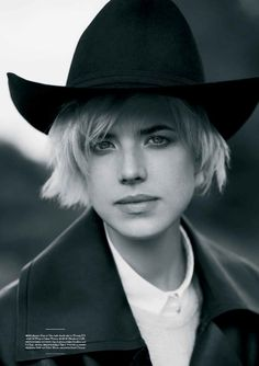 Agyness Deyn by Ben Weller for Twin #5  #ATBxPBFashionRoundup with @ATB Financial @Poppy Barley & @Ania B