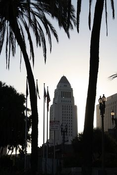 USA - Los Angeles - Downtown by Chris, via Flickr