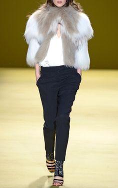 J. Mendel Fall/Winter 2014 Trunkshow Look 18 - Moda Operandi