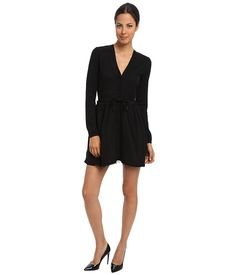 RED VALENTINO RED VALENTINO  Dress HRA9K382 Black Womens Dress for 317.99 at Im in!